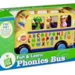 LeapFrog Fun and Learn Phonics Bus Review