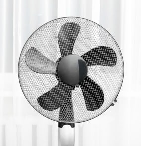air purifier vs fan