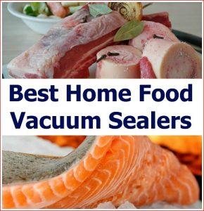 home food vacuum sealers
