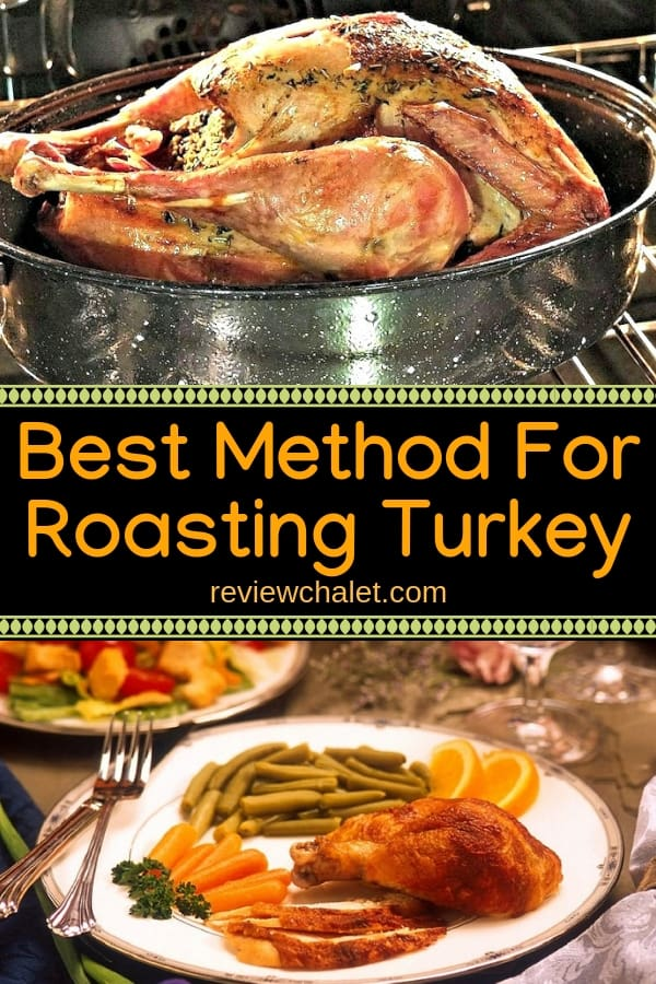 With Thanksgiving right around the corner, you need to pin down the best method for roasting turkey. And this is it: easy, regardless if you want a whole turkey or just a small piece. #thanksgiving #thanksgivingdinner #turkey #turkeyroast #roastingturkey #roastedturkey #holidaydinner