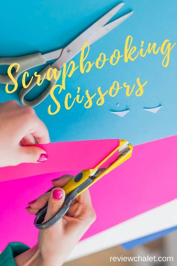 A good pair of scrapbooking scissors is a must for any crafter. Here are my favorite scissors for scrapbooking. #crafting #scrapbooking #crafty #funtimes