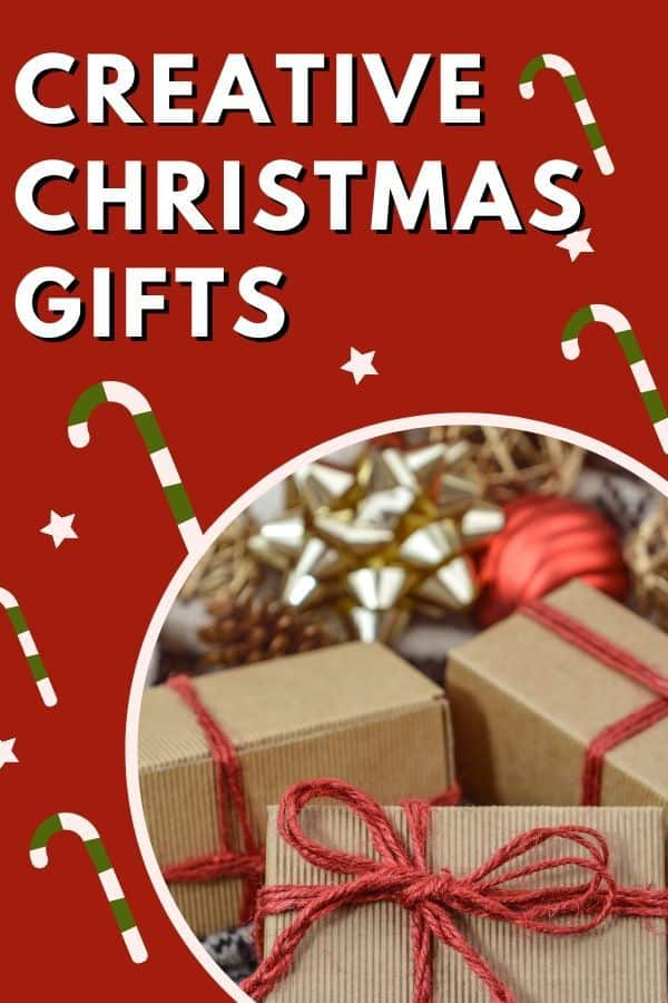 Creative Christmas gifts that will make a difference. WOW your family and friends withe a gift that they'll remember for years to come! #christmasgifts #christmas #giftideas #christmasgiftideas #creativechristmasgifts