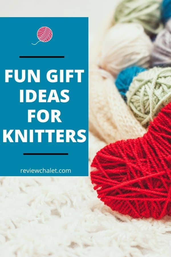 Gift ideas for knitters #knittersgifts #knitting #giftideas #christmasgifts #presents #giftguides