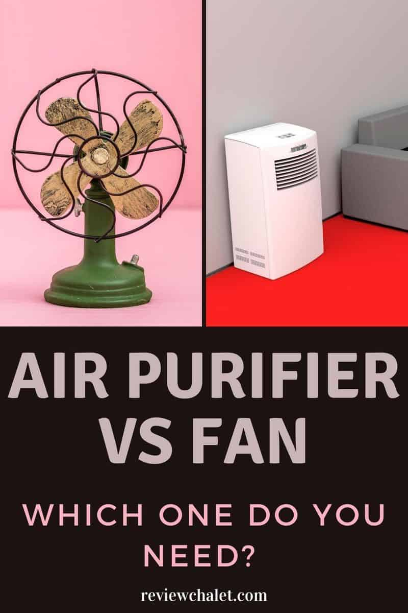 Air purifier vs fan - which one do you actually need