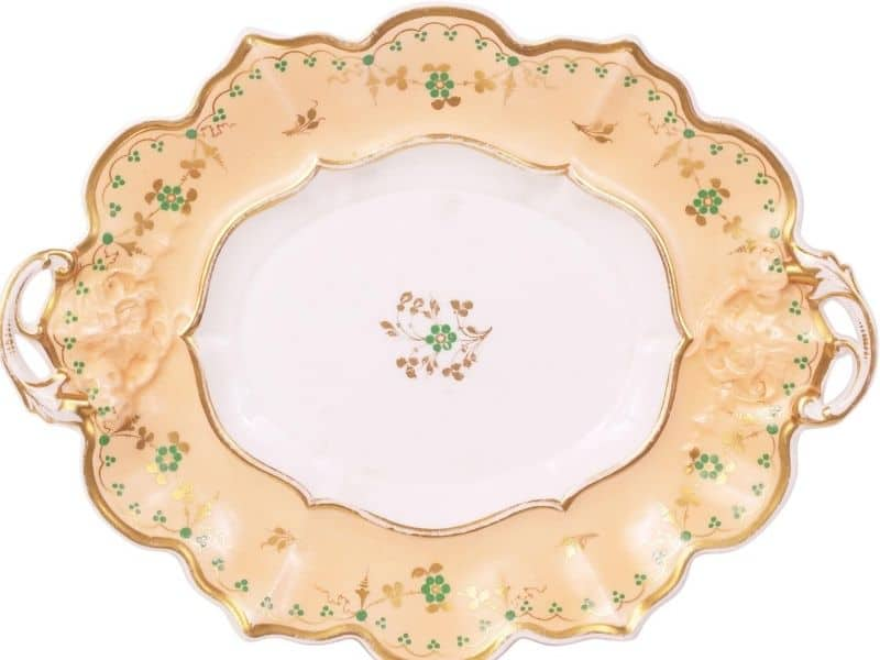 Thanksgiving serving platter