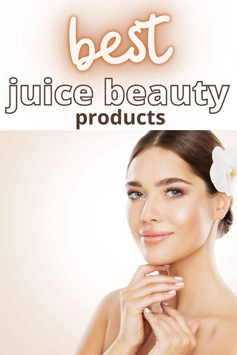 Best juice beauty products